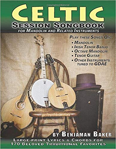 Celtic Session Songbook for Mandolin and Related Instruments