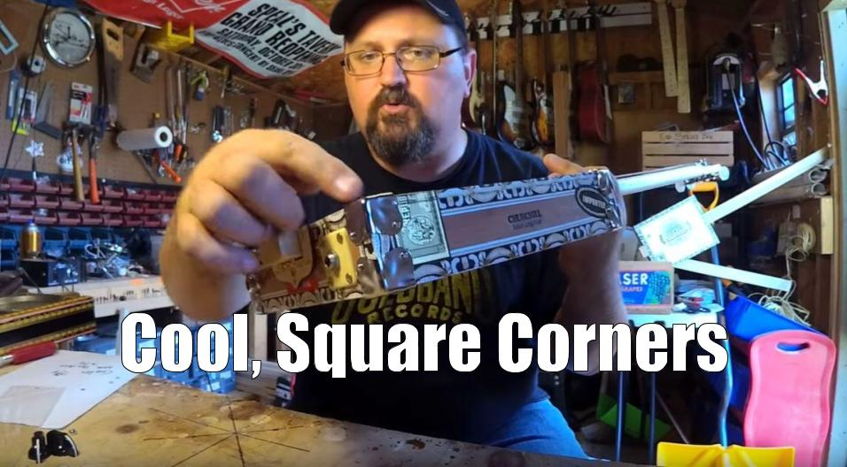 Shane Speal uses cool, square corners on his CBGs