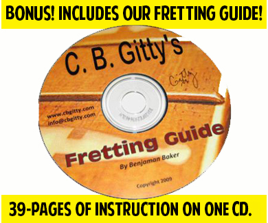 Templates Cigar Box Guitar Fretting Starter Kit Frets /& Guide Tools
