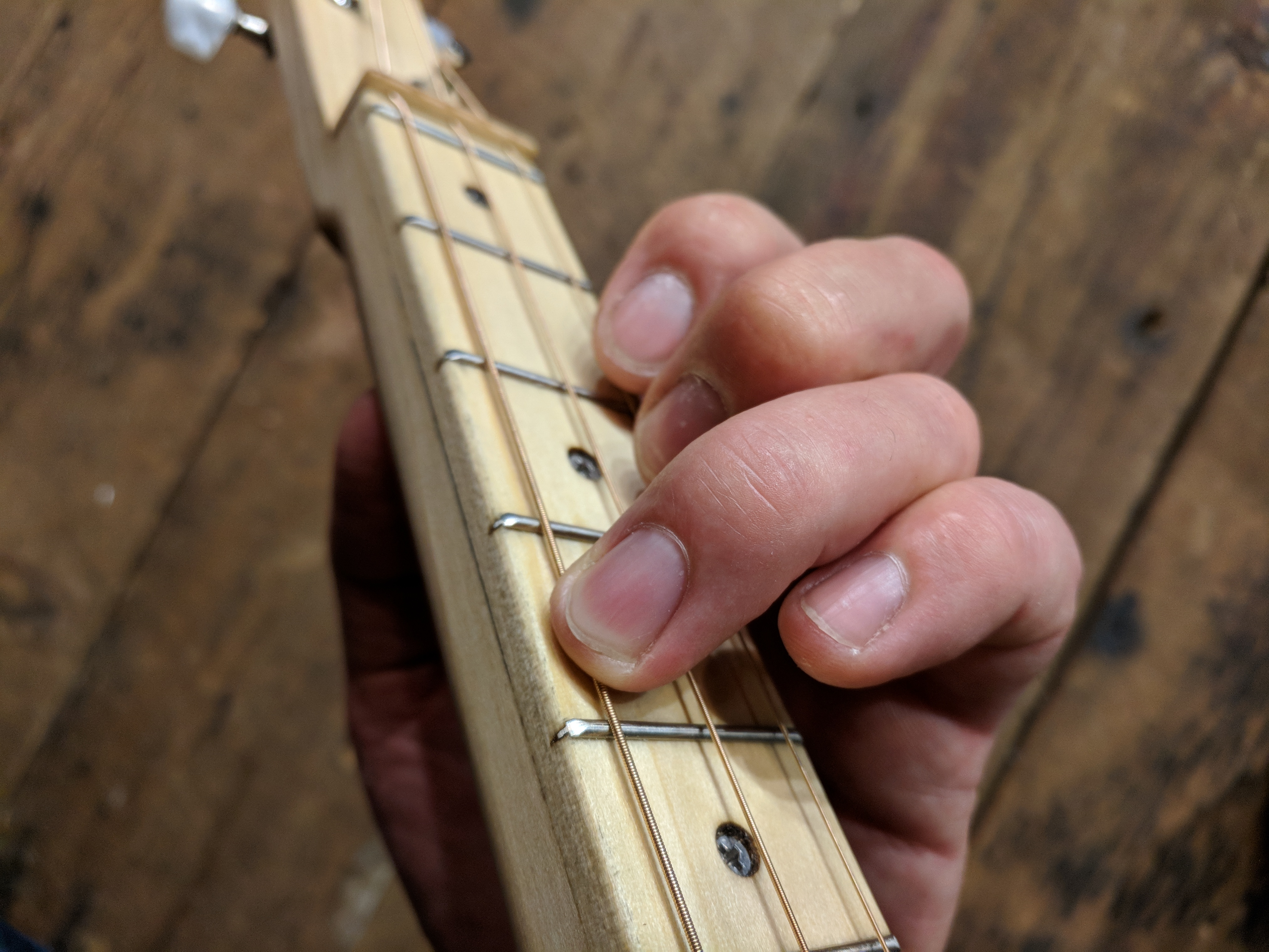 3 String Cigar Box Guitar Chord Forms Made Easy The Ultimate Guide