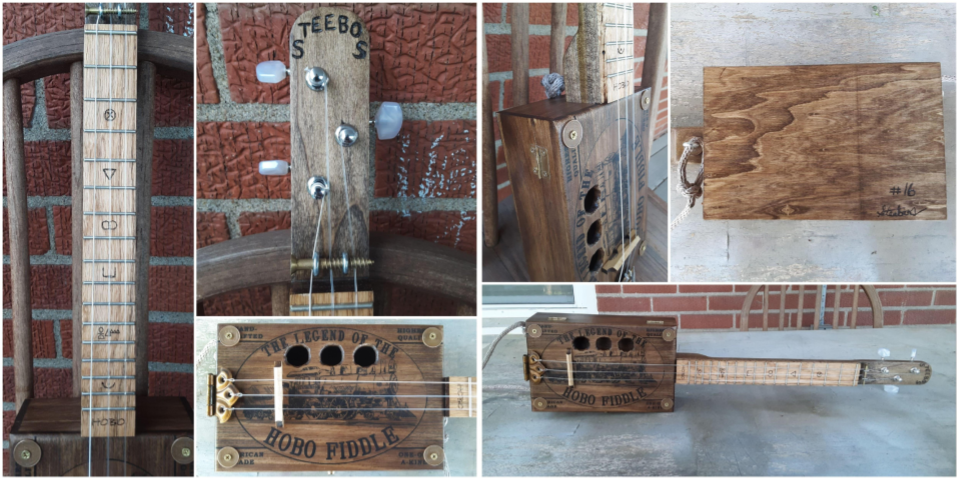 Steebos' Hobo Fiddle