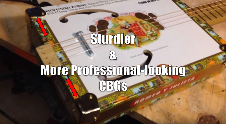 Sturdier and more professional-looking CBGs